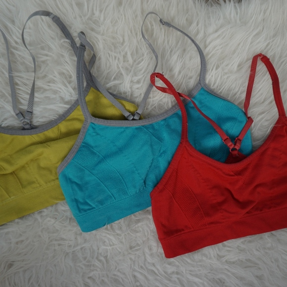 Forever 21 Other - SOLD Bundle of 3 Small Sports Bras